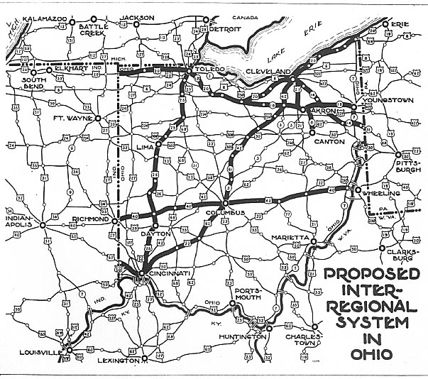 While We Here At Roadfan Have Collected The National Plans From The Interregional Highways Book None Of Us Had Come Across Any Regional State