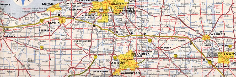 Us Map Of Interstate Us Map Of The United States - Map of us route 80