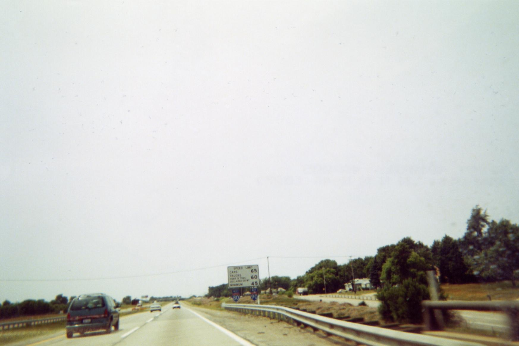 Indiana Toll Road Photos